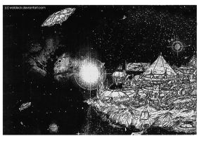 Space Casino Royal Stardust by Waldeck