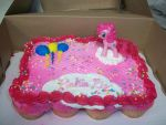 Pinkie Pie cake MLP view1 by Foxbeast