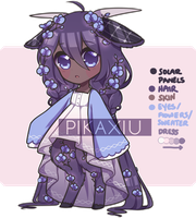 Bloombot Auction #4: [CLOSED] + EXTRA by pikaxiu