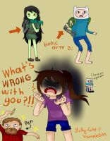 What's your problem, Pen xD by Yuky-CuteVampireGirl