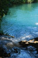 Krka falls stock III by TheTundraGhost-stock