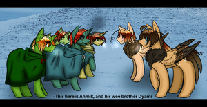 Cultures - Fake Screenshot by Ask-Pony-USUK