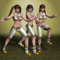 Dead Or Alive 5 Ultimate Leifang Legacy by ArmachamCorp