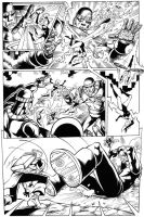 Young Avengers - What If by PeterPalmiotti