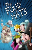 Four Hats Promo by steverinoz