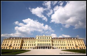 Schoenbrunn Castle by AF--Photography