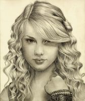 Taylor Swift by blondecrsity