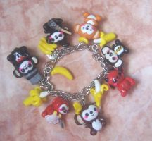 monkey charms by jong28