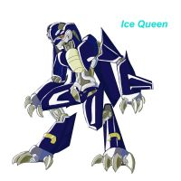 Transformers 2007 Ice Queen by LoneGenesis