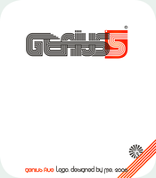Genius 5lines logo by Y0o