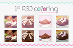 PSD coloring by Milie-Shou