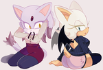 cat in a bat romance by freedomfightersonic