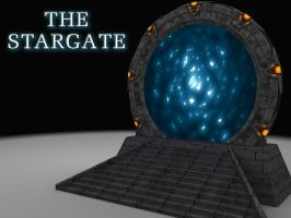 Completly Polygonal Stargate 2 by user4574
