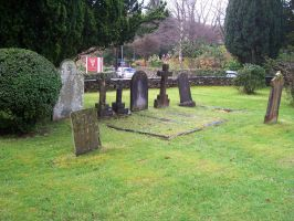 LD Grasmere Church 11 by wilterdrose-stock
