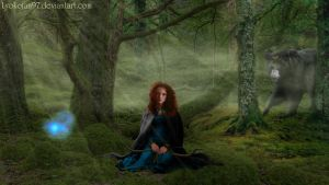 Merida (Brave) by Lyokofan97