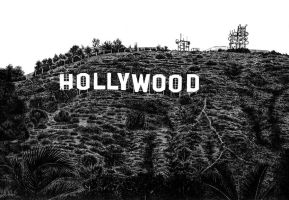 Hollywood by Thea-Nu