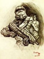 The chief by Francis1999