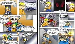 KND Last Mission Part 3 Pg 5-6 by alfredofroylan2