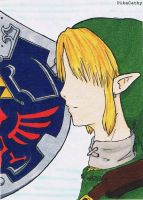 Link 2.0 ATC #14 by PikaCathy