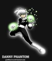 Danny Phantom by geoffHeaven