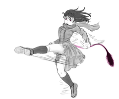 Jungle Savate! - (Noragami) by BlackStormN7