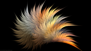 Feather by Shroomer83