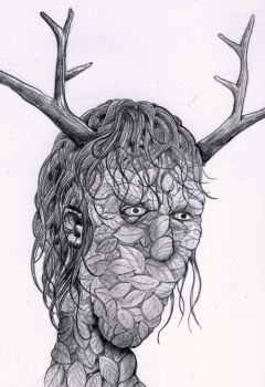Herne the Hunter by Windy999