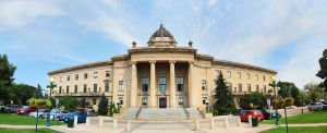 Manitoba Legislative Building by Joe-Lynn-Design