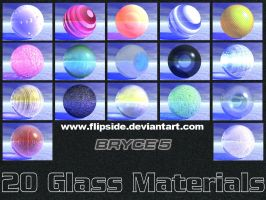 Glass Textures V1.0 by flipside