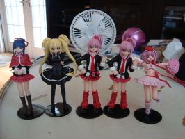 shugo chara figures by kcat13