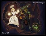 .:Into the Cavern:. by KaelStormborn