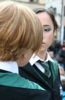 Draco x Pansy - Glance by equiclubecastello