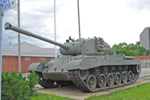 M46 Patton_0031 6-22-11 by eyepilot13