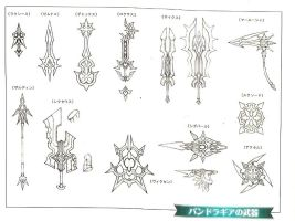 Pandora Gear References by SnowpirateRoy