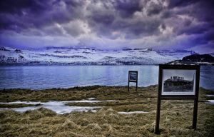 ICELAND - the lost gallery.. by PatiMakowska