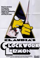 A Clockwork Lemon by Claudia-R