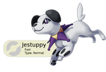 #023 - Jestuppy by Tinuvion