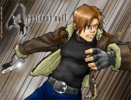 Resident Evil 4 by Finfrock