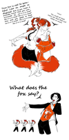 What Does The Fox Say?! by HechiceraRip