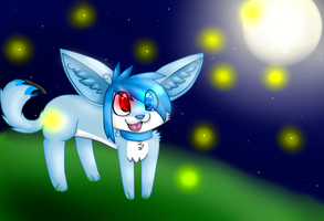 Fireflies( Speed Paint Link in Description ) by TruffulaThePsyco