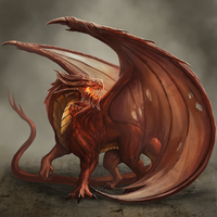 Red Dragon by BABAGANOOSH99
