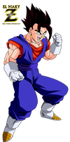 Vegetto by el-maky-z