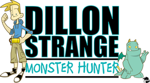 Dillon Strange: Monster Munter by spiers84