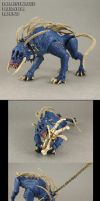 Custom Domesticated Predator Hound by Jin-Saotome