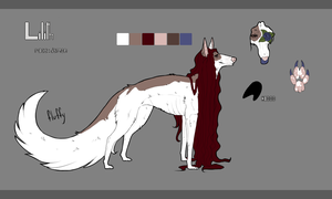 New Lilith ref by chiizorg