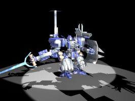 Titan5 - 3D Max Model by Guardianhunter