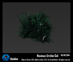 Noxious Urchin Gel by Unialien
