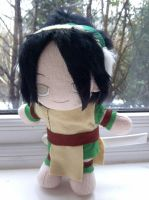 Toph - COMMISSION by AshFantastic