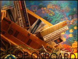 treasure chest of cigarettes by avarenity