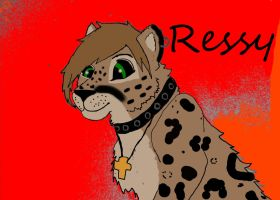 To Ressy by Rina16000